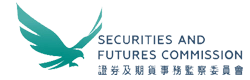 Securities and Futures Commission logo